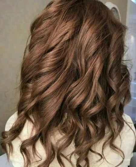 رنگ مو چقدر روی سر بماند