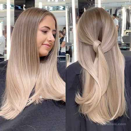 رنگ موی 8.1 لورال