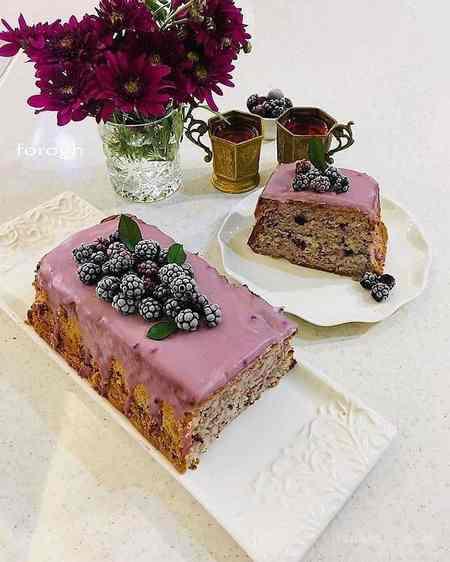 طرز تهیه مربای تمشک | شربت و کیک تمشک
