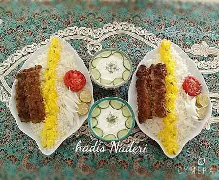 کباب تابه