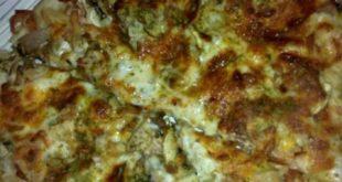 طرز تهیه پیتزا مرغ خانگی