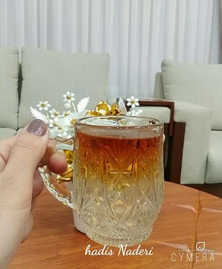 چای دو رنگ