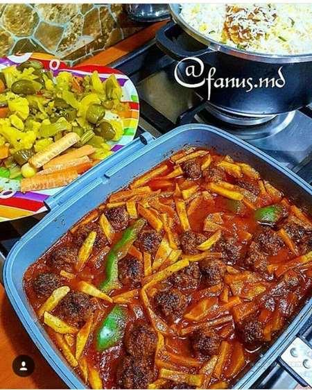 غذای کله گنجشکی