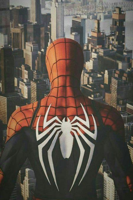 تصاویر مرد عنکبوتی