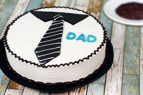 3 ایده کیک تولد برای پدر