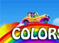 فیلم آموزش رنگها به انگلیسی برای کودکان