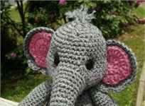 بافت فیل قلاب بافی